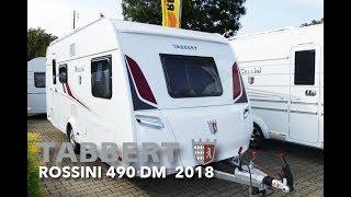 Przyczepa kempingowa fabrycznie nowa Tabbert Rossini 490 DM 2,3 najnowszy model 2018