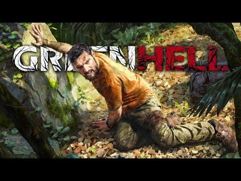 SIÊU PHẨM SINH TỒN TRỞ LẠI! \\ Green Hell #1