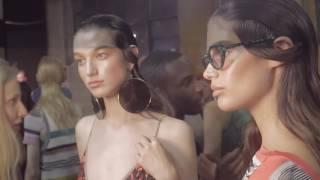 I migliori backstage dalla Milano Moda Donna: Missoni