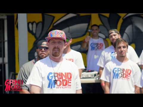 Grind Mode Cypher #2x2Fest Vol. 12 (prod. by Loftwah The Beatsmiff)