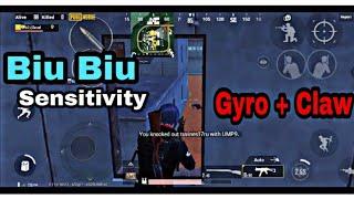 biu biu sensitivity gyroscope - TH-Clip
