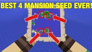 minecraft console woodland mansion seed - Free video search