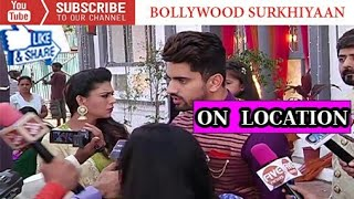 Naamkaran | 17 October 2017 | On Location | Tv Serial News | Serial Update