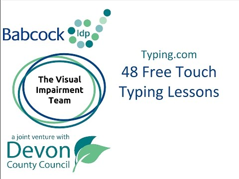 Typing.com- 48 Free Touch Typing Lessons - YouTube
