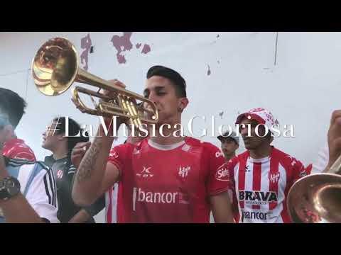 """""""La Hinchada Que Más Alienta. La 61 y Los Capangas"""" Barra: Los Capangas • Club: Instituto"""