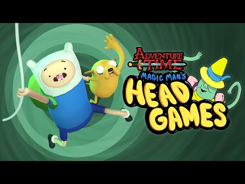 Adventure Time: Magic Man's Head Games (for Gear VR) thumbnail