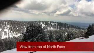 preview picture of video 'Troodos Mountain Ski Resort, Cyprus'