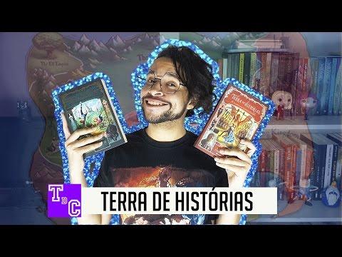 5 MOTIVOS PARA LER TERRA DE HISTÓRIAS | Tendência da Cartola