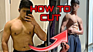How To CUT For The Summer || 3 Simple Tips To Get RIPPED!
