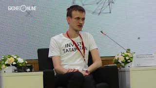 Виталик Бутерин: «Биткойн выдавит доллар? Не думаю»