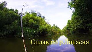 Рыбалка на реке лопасня у чехова