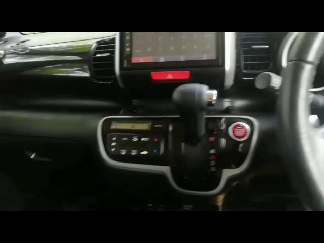 Honda N Wgn Custom G L Package 2014 Video
