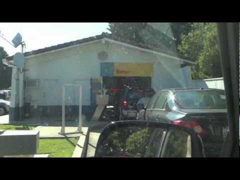 Auto Spa Car Wash @ Daly City Shell Station Off Hickey Blvd.