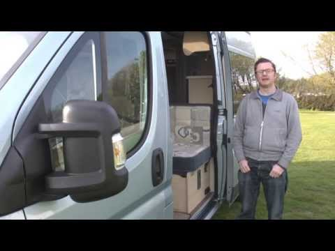 Practical Motorhome reviews the Auto-Sleeper Kemerton XL