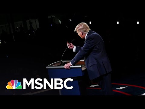 Even Trump's Allies Are Aghast At His Chaotic Debate Performance | The 11th Hour | MSNBC