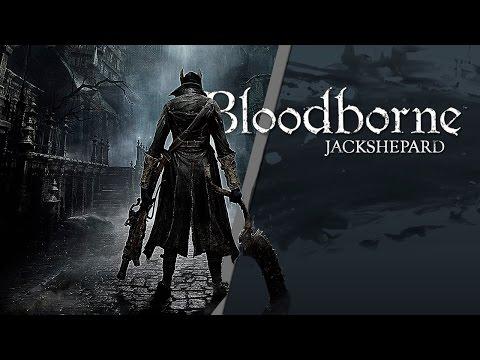 Прохождение - Bloodborne #1