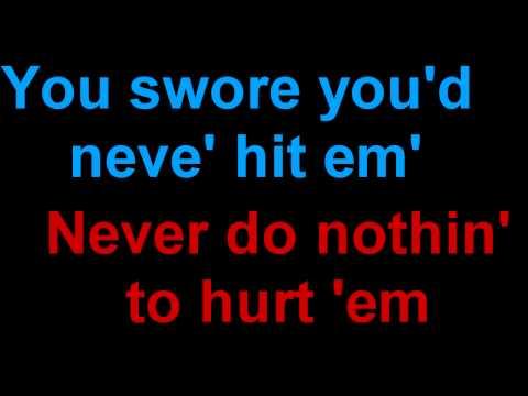 Eminem Feat. Rihanna- Love the Way You Lie Lyrics