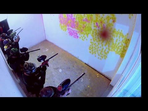 ТОП безумных способов покрасить стены.