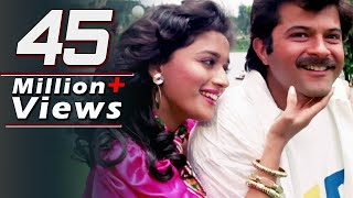 'Kehdo Ke Tum Ho Meri Warna' Full 4K Video Song | Madhuri Dixit, Anil Kapoor - Tezaab