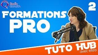 TUTOS DU HUB #2 - Les formations proposées par les différents Ministères