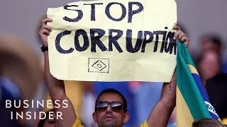 What Makes Some Countries More Corrupt Than Others