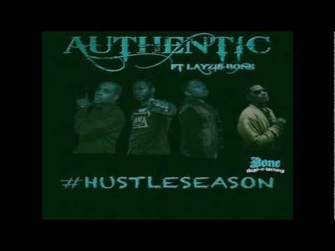 Authentic feat. Layzie Bone HustleSeason