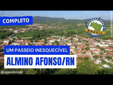 Viajando Todo o Brasil - Almino Afonso/RN - Especial