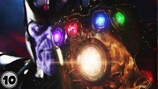 Marvel Revealed Infinity Stones Origin