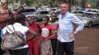 Vilo Rozboril a jeho africký tanec (V SIEDMOM NEBI)