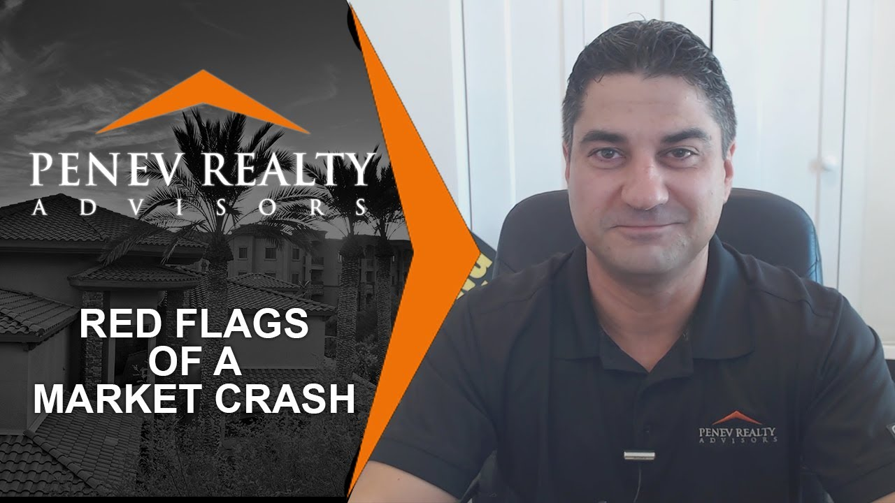 Recognizing the 3 Red Flags of a Market Crash