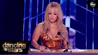 A Look Inside the Judges' Notebooks - Dancing with the Stars