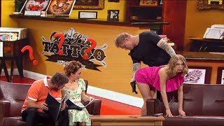 Сексуальна блондинка набиває тату на непристойному місці - ДИЗЕЛЬ ШОУ - Найсмашніші гуморески