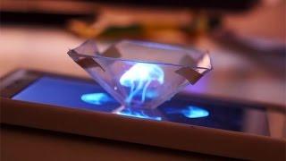 Vignette de Créer des hologrammes à la maison