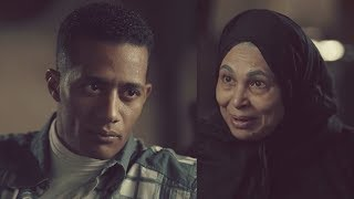 نصيحة أم حسن لـ زلزال عن حبه لـ أمل/ مسلسل زلزال - محمد رمضان