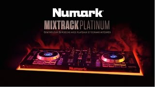 Numark Mixtrack Platinum - Video