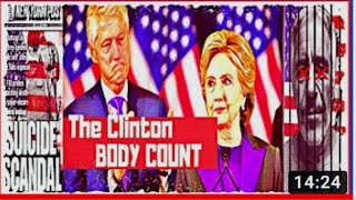 Clinton Body Count Epstein Suicided Mena Iran Contra Barry Seal Medellin PART 2 - Railroad Murders