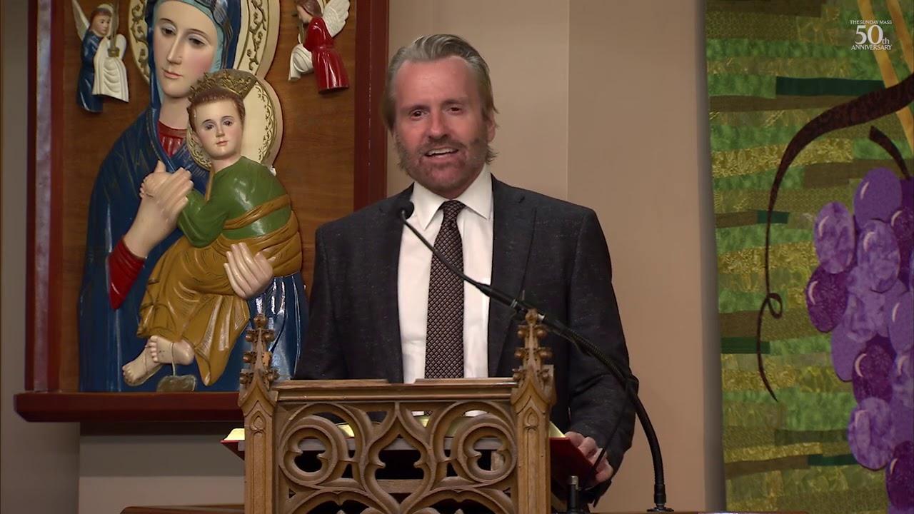 Catholic Live Sunday Mass 15th November 2020 – Livestream