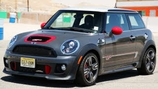 [MotorTrend] The One With The 2013 MINI John Cooper Works GP!