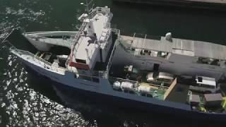 Skibet Højestene til Drejø