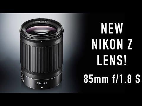 External Review Video oZFlq5HDkyE for Nikon NIKKOR Z 85MM F/1.8 S Lens