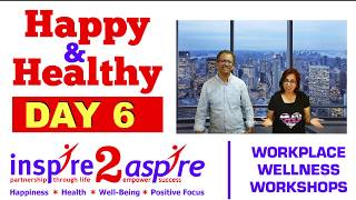 Connect Socially For Mental Emotional Health Well-being Happy Healthy Day 6