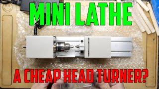 Mini Lathe Review