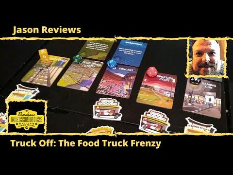 Jason's Board Game Diagnostics of Truck Off