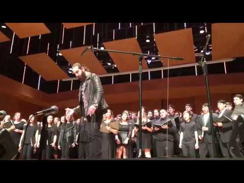 Wayfaring Stranger - Avi Kaplan & High School Honor Choir