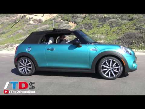 2016 Mini Cooper Convertible - Review and First Drive
