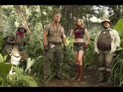 Jumanji : Bienvenue dans la jungle - Bande-annonce 1 - VF