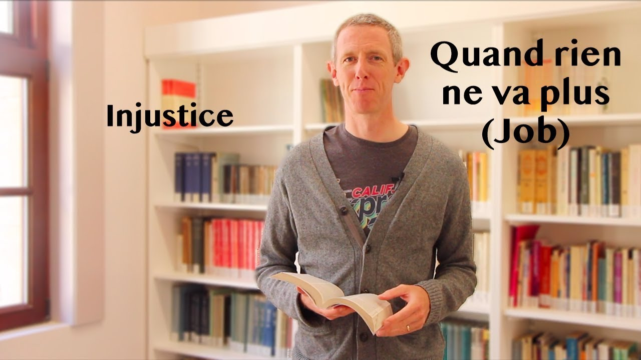 Injustice (Jb 1.8 ; 21.7 et 9)