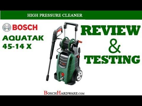 Unboxing & Testing | Water Pressure Pump | Waterjet Bosch 125 Bar