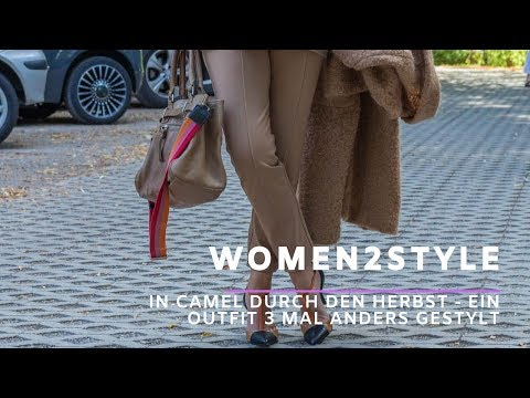 #makeityourstyle - Ton in Ton in der Trendfarbe Camel