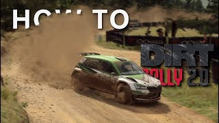 Tips for Newcomers | How to DiRT Rally 2.0